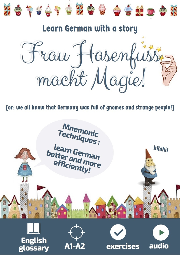 German Children's Stories with Slow Audio - The German Project