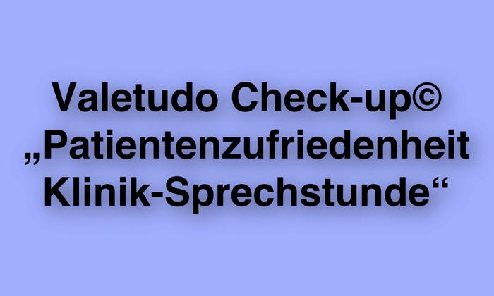 Valetudo_Check-up__Patientenzufriedenheit_Klinik-Sprechstunde_IFABS_Thill_.jpg