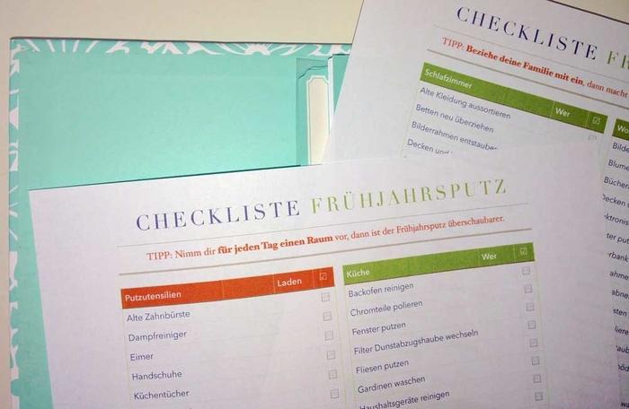Frühjahrsputz Checkliste frühjahrsputz checkliste jetzt kostenlos downloaden elopage