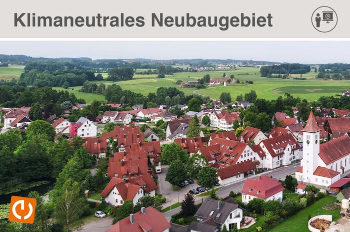 Neubaugebiet Schlier