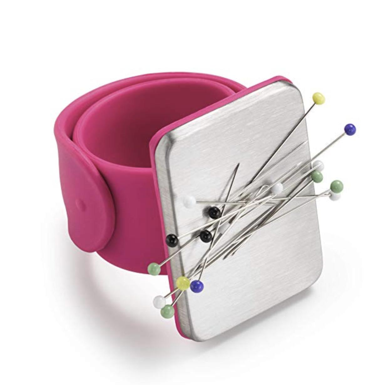 magnetisches Nadelkissen für das Handgelenk