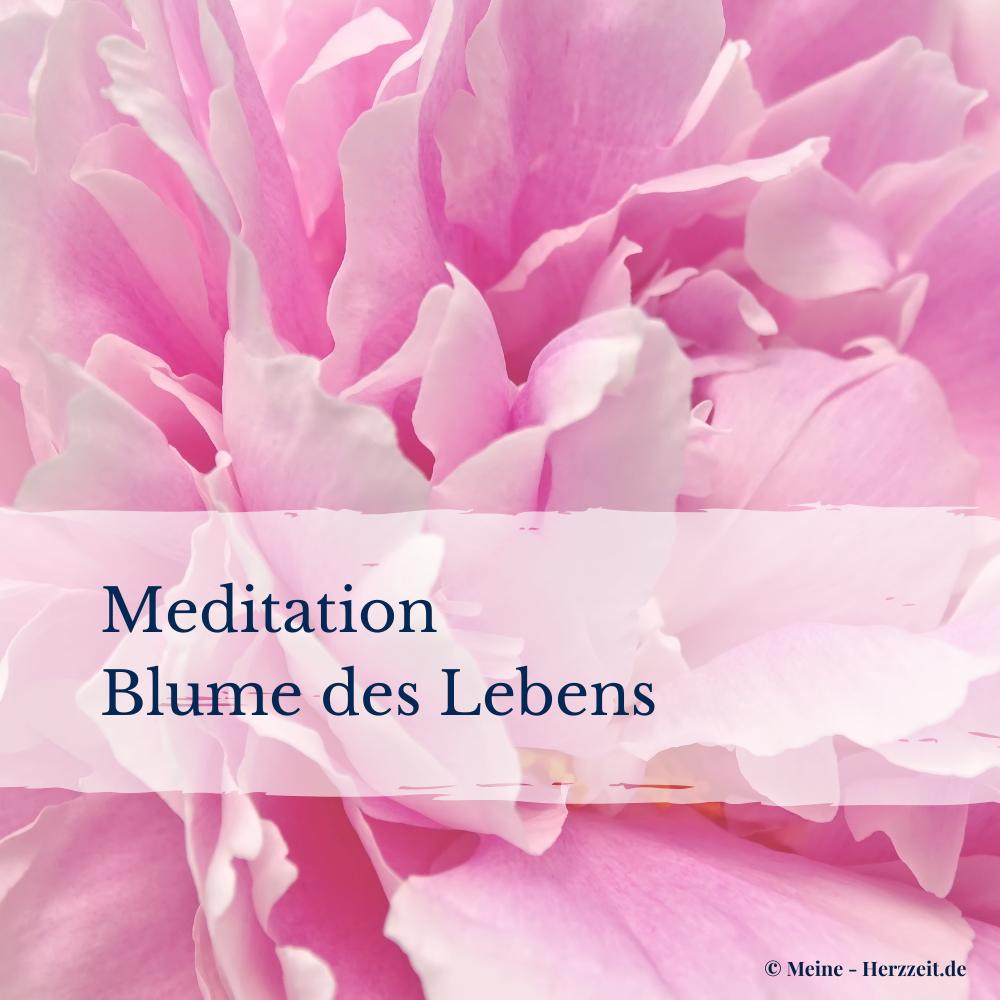 """meditation """"blume des lebens""""  meineherzzeit  elopage"""