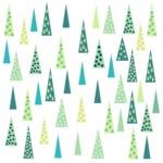 Weihnachts wald