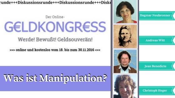 Was ist manipulation