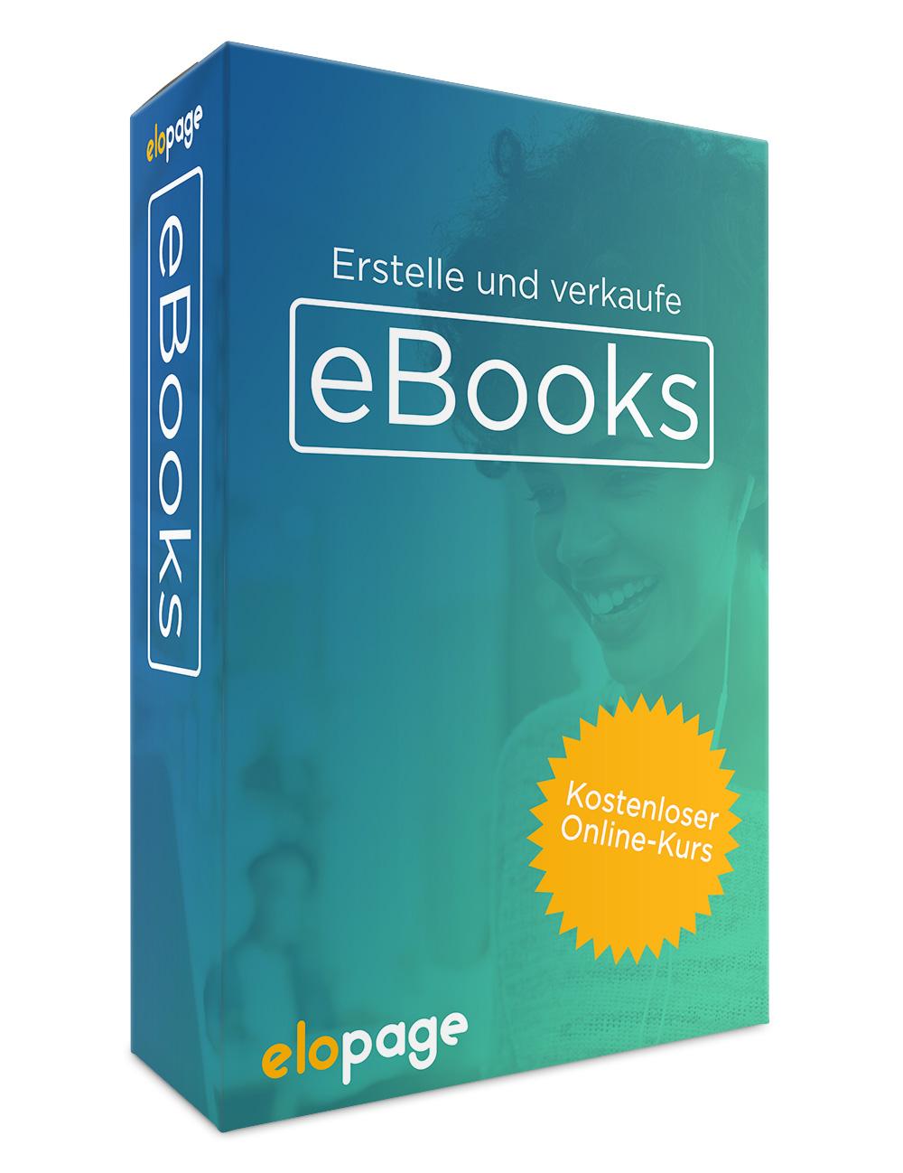 Der Online-Kurs für eBooks