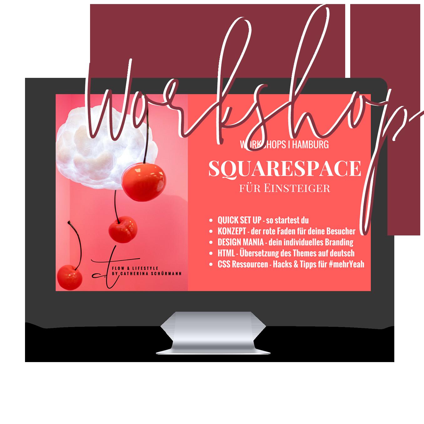 Banner   squarespace workshop produkt mockup