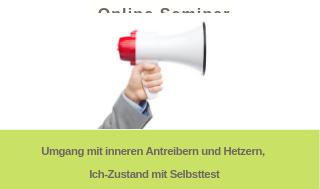 Antreibertest online seminar